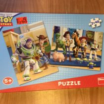 Puzzle Dino Toy story