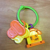 Kousátko klíče