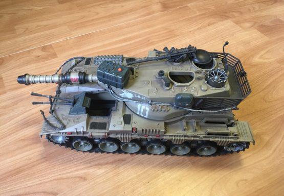 Velký tank