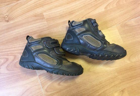 Podzimní boty Jackson
