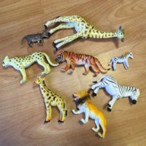 Set zvířátek Safari