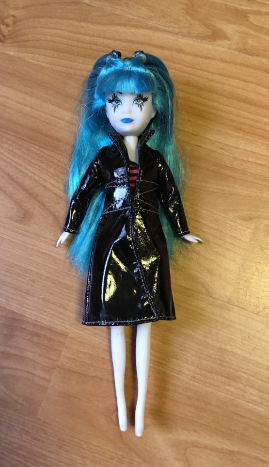 Panenka Monster High