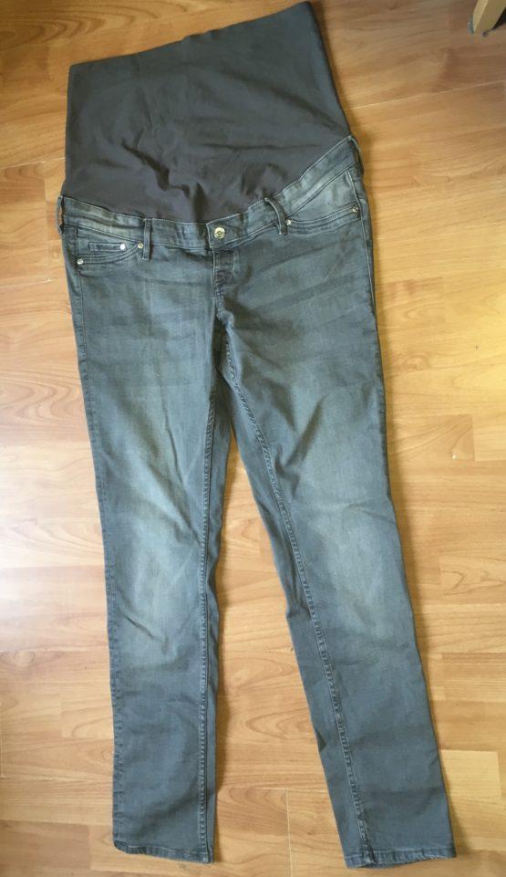 Těhotenské džíny MAMA