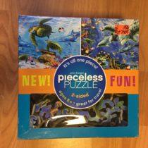 Puzzle Pieceless Moře