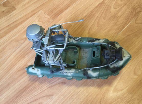 Vojenský člun