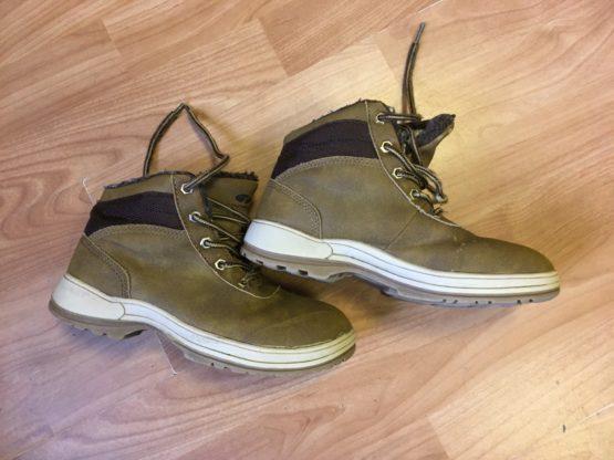 Farmářské boty skožíškem