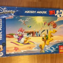 Puzzle Disney Mickey Mouse
