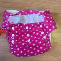 Sweet Monkey svrchní kalhotky na pleny – suchý zip