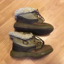 Kotníčkové, zimní boty TCM