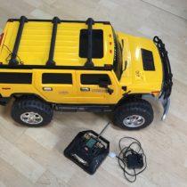 Elektrické auto na dálkové ovládání RC