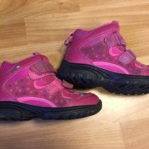 Kotníčkové, vyteplené boty Reima tec