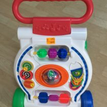 Chodítko Fisher Price Brilliant Basic