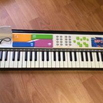 Elektrické klávesy Simba MP3