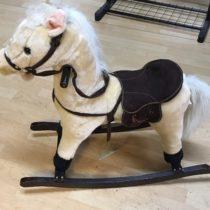Houpací, zvukový kůň