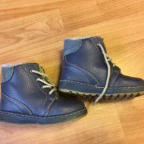 Zimní boty skožíškem Pegres