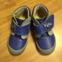 Kožené boty Beda