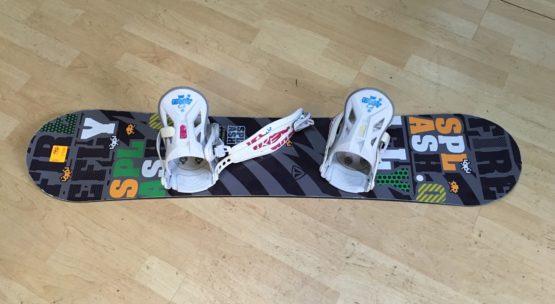 Snowboard Firefly