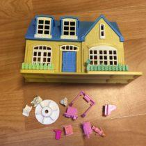 Mini domeček pro panenky