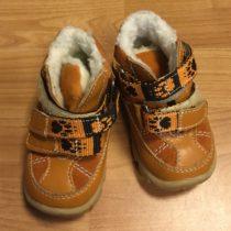 Vyteplené, kotníčkové boty