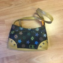 Malá kabelka vzor CK