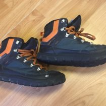Zimní boty Decathlon