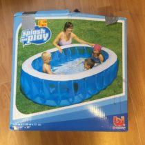 Elisovitý bazén Bestway