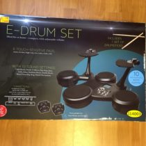 E – Drum set