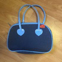 Malá látková kabelka