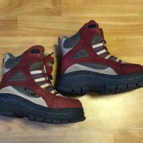 Zimní, kotníčkové boty Sport