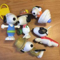 Set – postaviček Snoopy