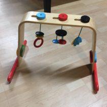Hrazda pro miminka Ikea