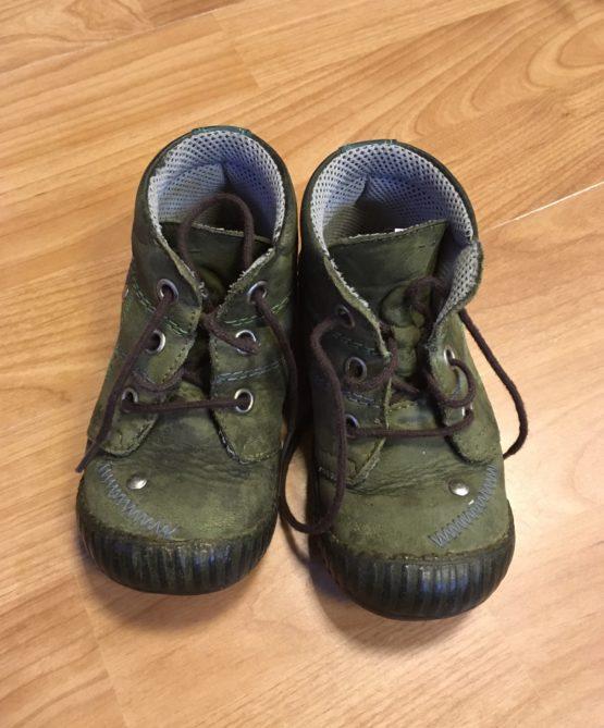 Kotníčkové boty Fare