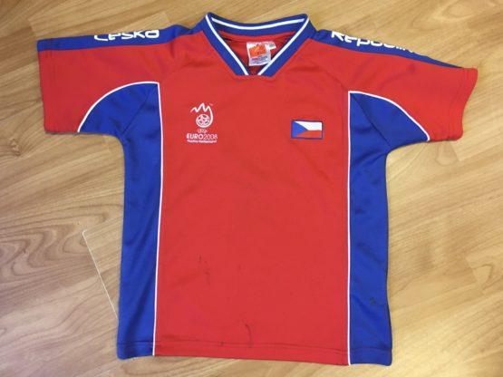 Fotbalový dres Euro 2008
