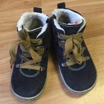 Kožené zimní boty Flexible