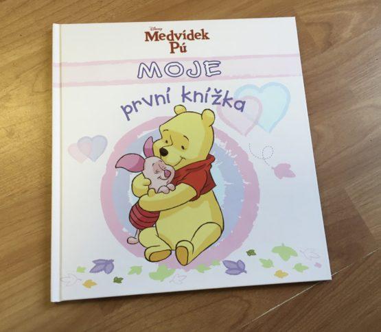 Moje první knížka – Medvídek PÚ