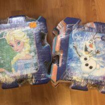 Pěnové puzzle set – Frozen