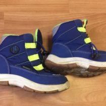 Zimní, kotníčkové boty JL