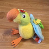 Závěsné chrastítko  – Papoušek Carousel