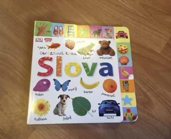 Kniha – Slova