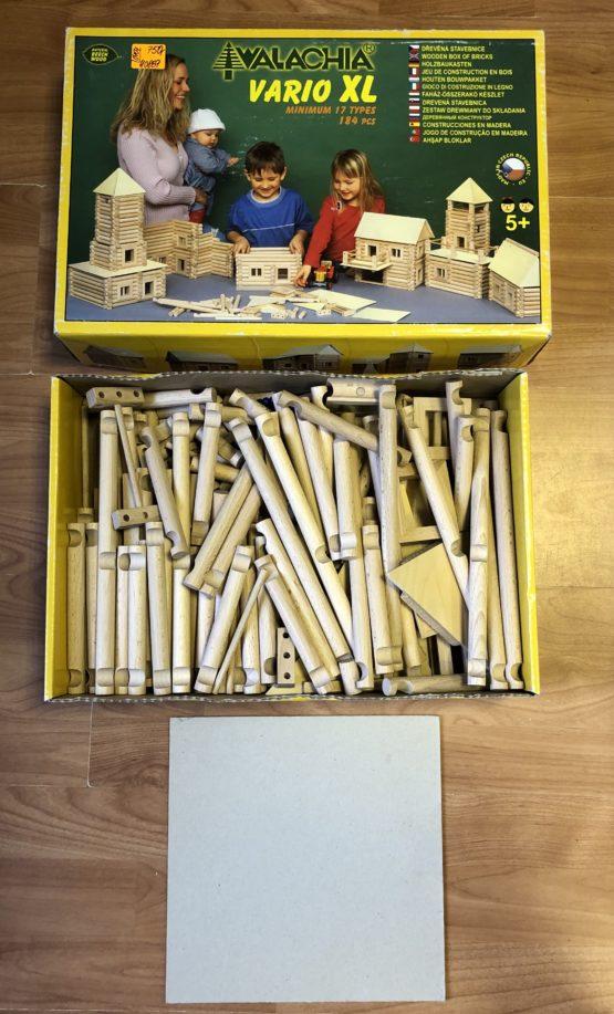 Dřevěná hra Walachia Vario XL