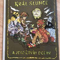 Kniha Král slunce a jeho čtyři dcery
