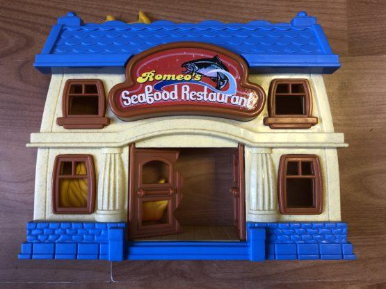 Domeček Rybí restaurace