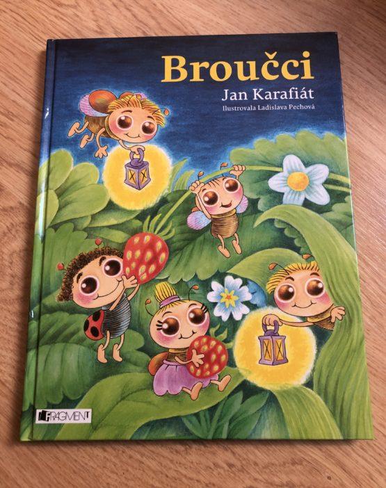 Kniha Broučci