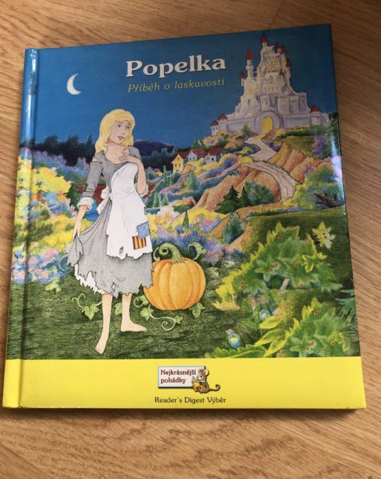 Kniha Popelka