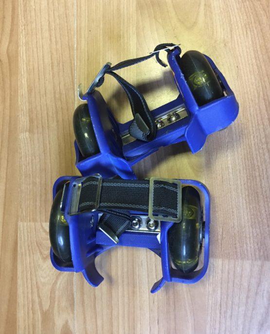 Nasazovací kolečka na boty sLED diodami