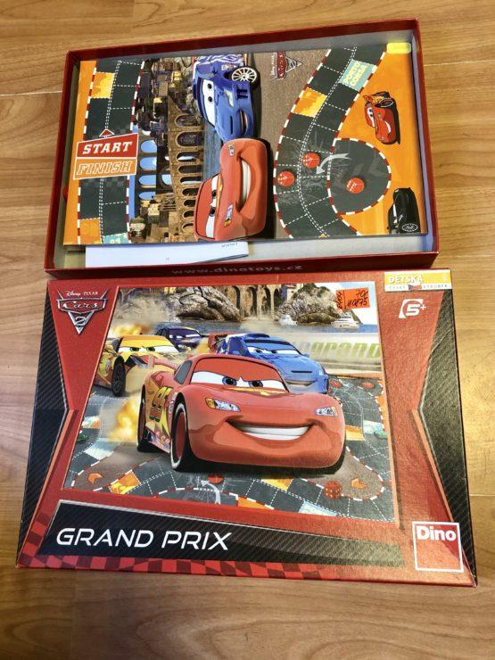 Hra Grand Prix