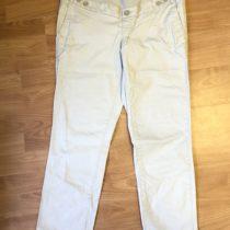 Těhotenské kalhoty H&M vel.38