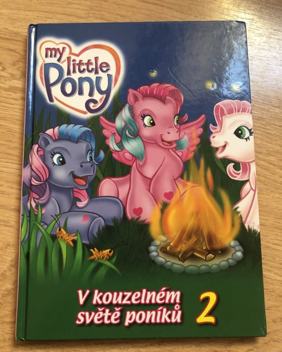 Kniha My Little Pony 2