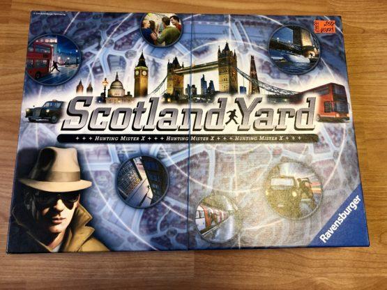 Hra Scotland Yard