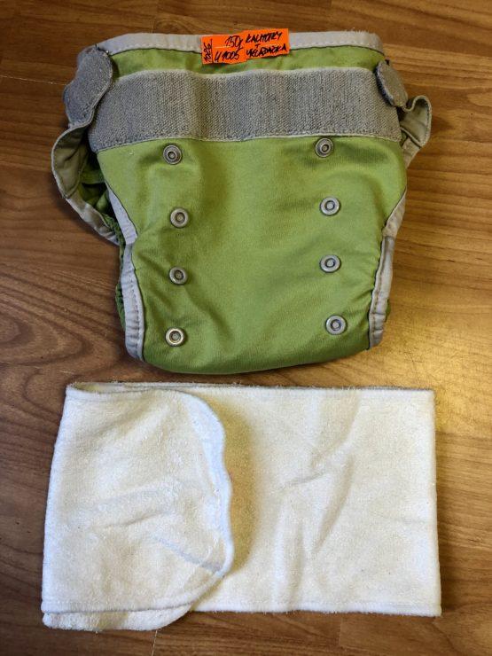 Plenkové kalhotky Pop In + plenka